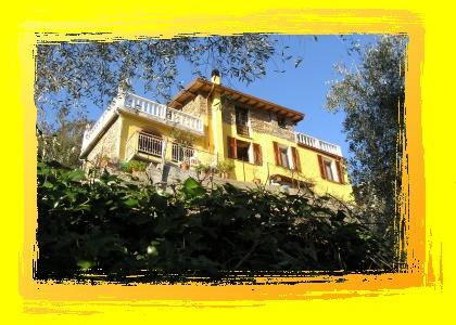 Ferienhaus Ligurien Blumenriviera Imperia Alassio